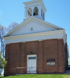 Burnt Hills Baptist Building